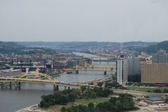 Pittsburgh, PA--I took this photo in August 2010