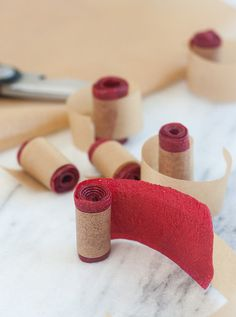 Homemade Raspberry Fruit Leather.
