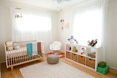 La chambre bébé d'Elodie