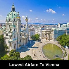 Austria was once an Imperial capital of Europe (Credit: Credit: Karl Thomas/allOver images/Alamy) Malta, The Places Youll Go, Places To Go, Lowest Airfare, Canada Images, Island Nations, Epic Fail Pictures, New Paris, Most Romantic