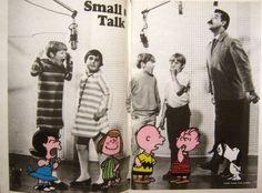 Paperwalker: Travelling Back In Time: Original Peanuts Voices