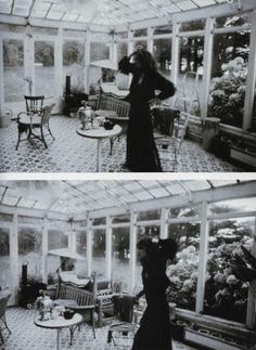 Jane Birkin in Vogue Italia June 2002 by Deborah Turbeville