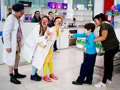New Law Requires Clowns at Argentina Hospitals