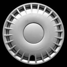 """Description:13"""" Aftermarket Wheel Cover  SILVER; 9 HOLE, ABS, WIRE RING WITH SPRING STEEL CLIP  Pack:FOUR RING SET  Discount Price:$23.50"""
