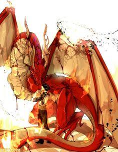 Caim and Angelus drakengard 1