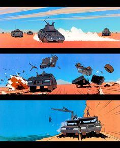 Mad Max - Hugo Moreno