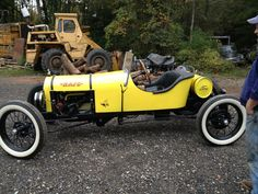 1926 Ford Model T Speedster. I'm going to try and make one of these. :)