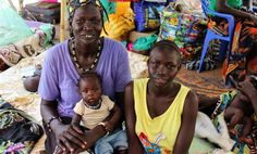 Samaritan's Purse — International Relief - Helping Victims of Conflict in South Sudan.