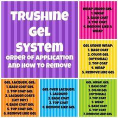 Jamberry TruShine Tips