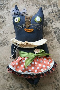 kitty by Julie Collings