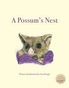 Hey, I found this really awesome Etsy listing at https://www.etsy.com/ca/listing/249222451/a-possums-nest