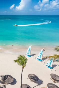 Whether you want to relax on the beach, hit the motorized water sports, or cruise on a Hobie Cate; Sandals Grande Antigua's beaches are the perfect place to do it all. Jamaica Honeymoon, Caribbean Honeymoon, Honeymoon Vacations, Best Honeymoon, Caribbean Vacations, Antigua Caribbean, Dream Vacations, Vacation Spots, All Inclusive Beach Resorts