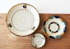 【一翠窯】沖縄のやちむん、新作5寸皿など入荷です! | 和食器通販 うちる Blog