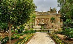 The Presidential Palace, H'Attard - Malta
