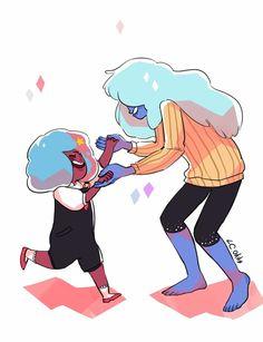 Steven universe,фэндомы,Garnet (SU),SU Персонажи,Sapphire (SU),SU art