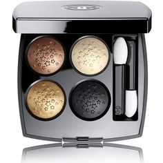CHANEL NUIT D'ORIENTQuadra Eye Shadow - Limited Edition found on Polyvore