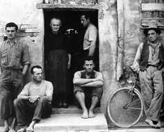 "Something Between Want and Desire: Paul Strand's ""The Lusetti Family, Luzzara, Italy, 1953"