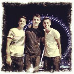 Finn, Alfie & Jack