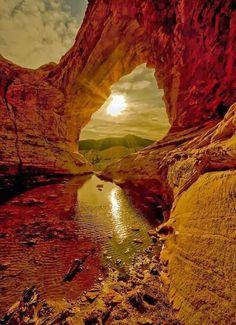 The Red Rock Canyon, Las Vegas