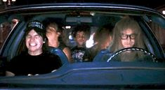 """Bohemian Rhapsody"" by Queen as featured in Wayne's World 