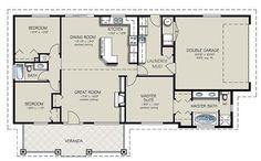 master bath plans | bedroom 2 bath house plans