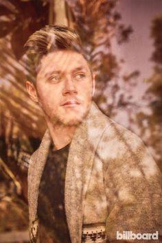 My beautiful angel. #NiallOnBillboard