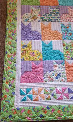 Cat Quilt Patterns, Quilt Square Patterns, Square Quilt, Lap Quilts, Scrappy Quilts, Quilt Blocks, Quilting Projects, Quilting Designs, Quilt Design
