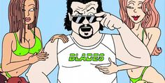 Kenny Powers Pulls a Steve Jobs for His K-Swiss Magnum Opus