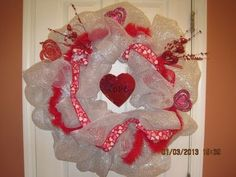 valentine's day lighted window decorations