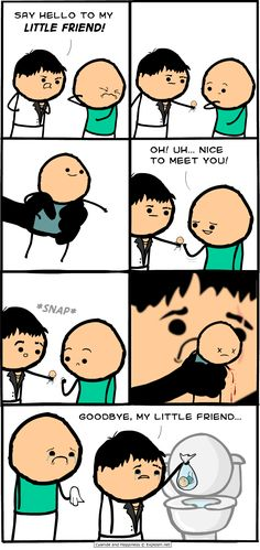Cyanide & Happiness, Comic for 2016.11.06 - http://www.funnyclone.com/cyanide-happiness-comic-for-2016-11-06/