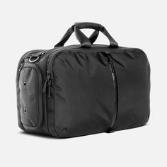 Gym Duffel - Black — Aer   Modern gym bags, travel backpacks and laptop  backpacks designed for city travel c97e7963f2