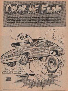 CARtoons magazine  https://www.facebook.com/pages/CARtoons-magazine/166599510031014