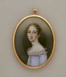 Anna Claypoole Peale American, 1791-1878, Portrait of a Woman