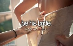 Wouldn't that be the day..<3