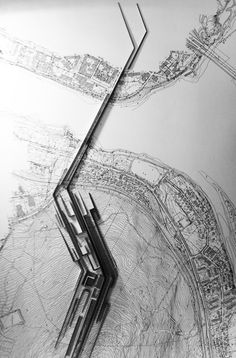 Interesting Find A Career In Architecture Ideas. Admirable Find A Career In Architecture Ideas. Architecture Sketchbook, Architecture Graphics, Architecture Student, Art And Architecture, Infrastructure Architecture, Landscape Model, Landscape Design, Planer Layout, Arch Model