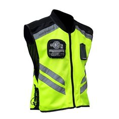 FIRE MARSHAL Red Vest Printed Front and Back Safety Workwear Plus a Brook Hi Vis UK Discount Code for your next order