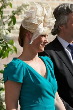 Princess Martha Louise Princess Martha Louise of Norway attends a church service on the occasion of King Harald and Queen Sonja of Norway's ...