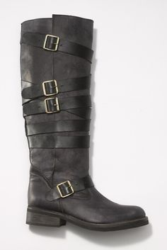 Steve Madden Belted Riding Boot.  I must have