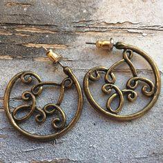 Loop Earrings ✨ ✨please feel free to ask any questions Jewelry Earrings