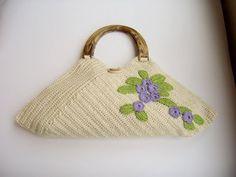 Sidney Artesanato: Uma bolsa com estilo...