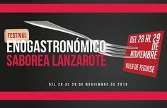 Festival Enogástronómico Saborea Lanzarote 2015