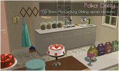 tablier de cuisine & recolors
