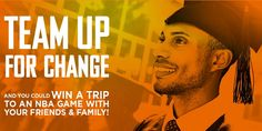 Celebrate Black History Sweepstakes: Win a Trip To NBA Regular Season