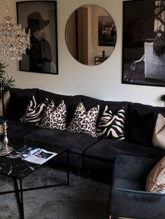 Impopulära Åsikter | Beautyela Blogg, Interior Inspiration, Living Rooms, Sweet Home, Couch, Throw Pillows, Interiors, Future, Interior Design
