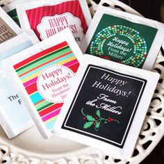 Holiday Personalized