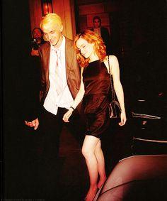 Tom Felton & Emma Watson