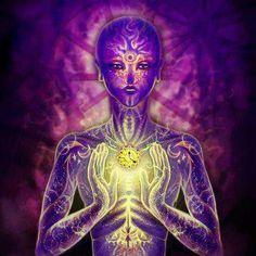 Sol de la Flor ....emana tu Luz hacia nuestros chakras