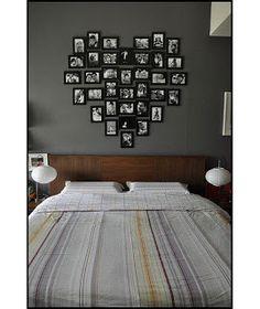 Great Idea!  http://solteiras-noivas-casadas.blogspot.com.br/2012/07/diy-faca-voce-mesma-porta-retratos.html