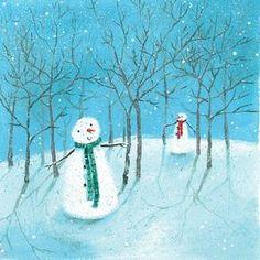 Téli mondókák, karácsonyi dalok, versek gyerekeknek