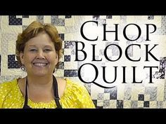 The Chopped Block Quilt